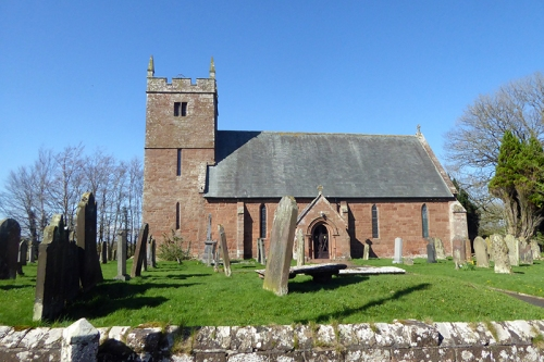 Scaleby church