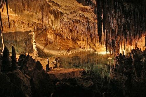 majorca cave