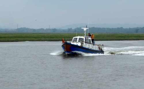 glencaple boat