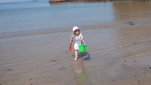 matilda at the seaside (2)
