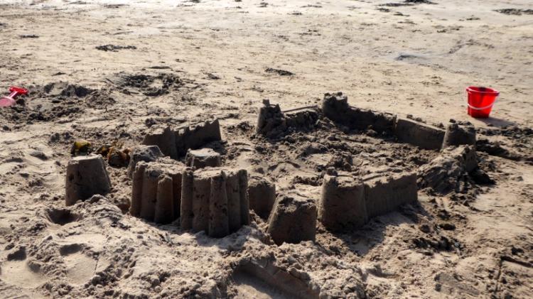 matilda's sand castle