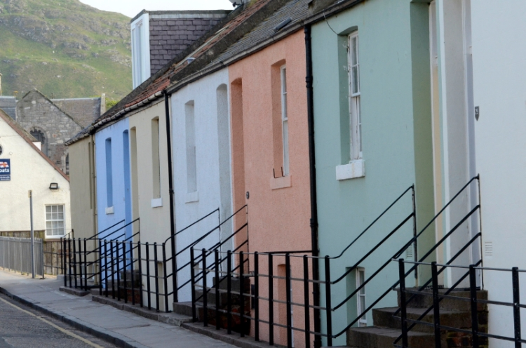NB colourful houses