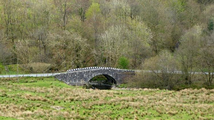 auld stane bridge