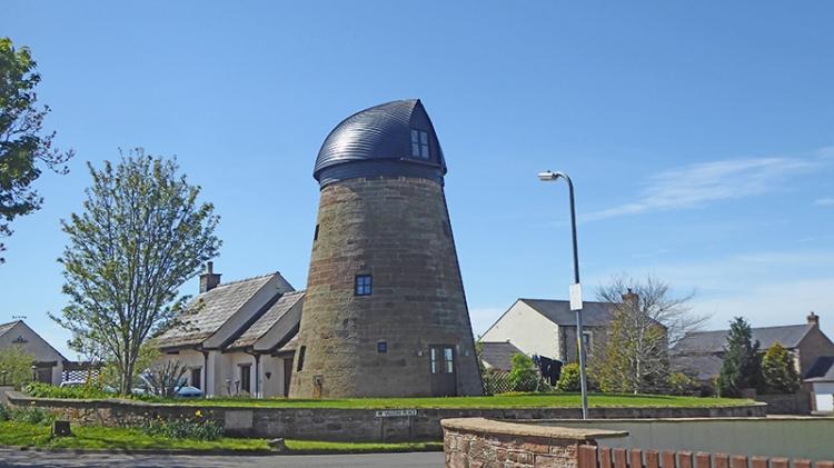 Monks hill windmill