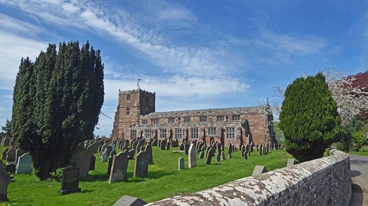 Arthuret Church