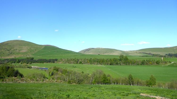 valley north of langholm