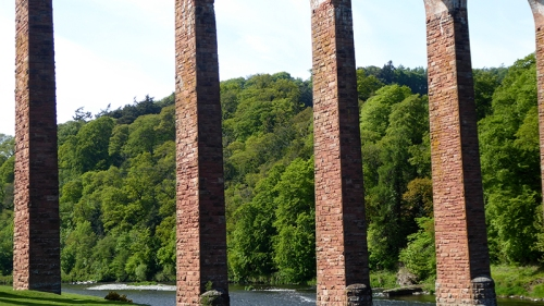 Leaderfoot viaduct
