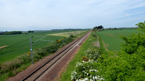 North Berwick railway