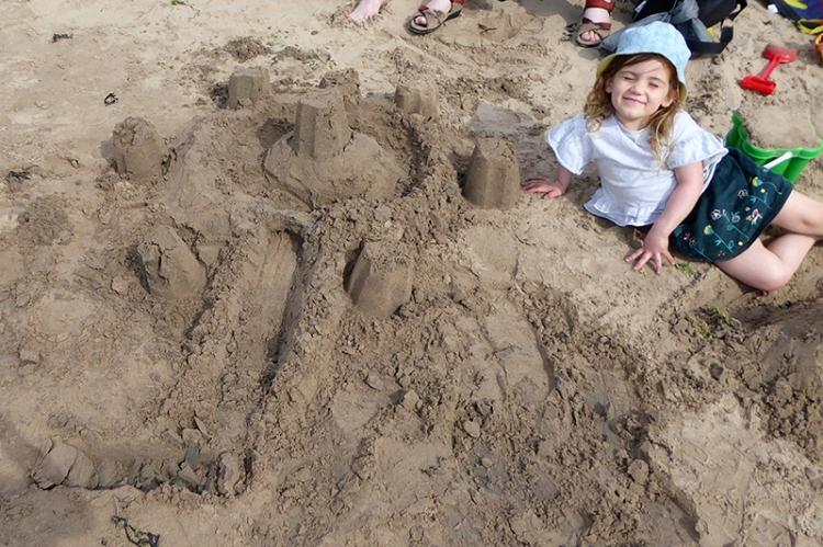 matilda castle stamping