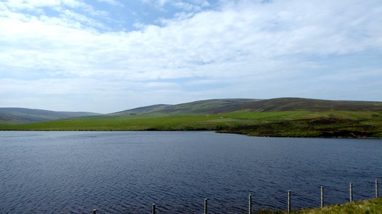 Whiteadder Reservoir
