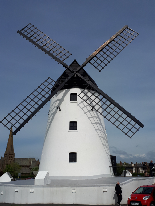 windmill at Lytham