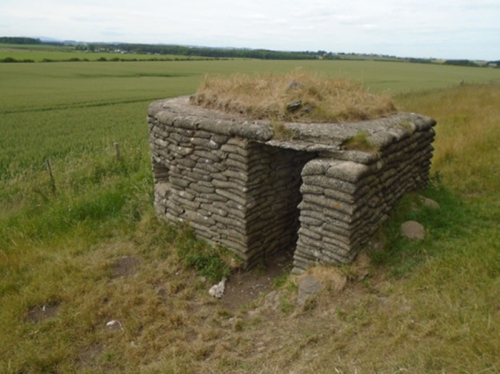 craster war hut