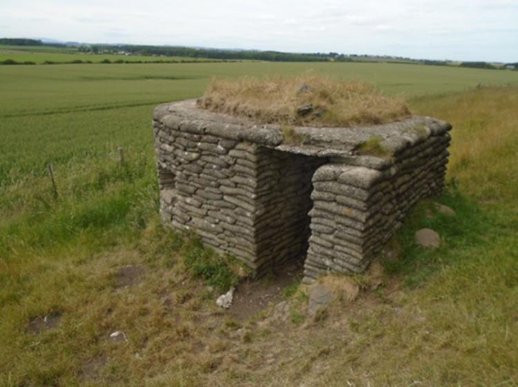 craster war hut
