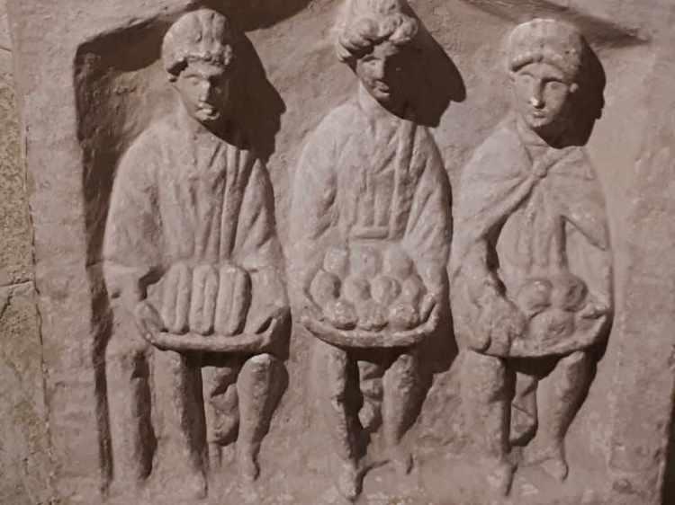 roman bakers