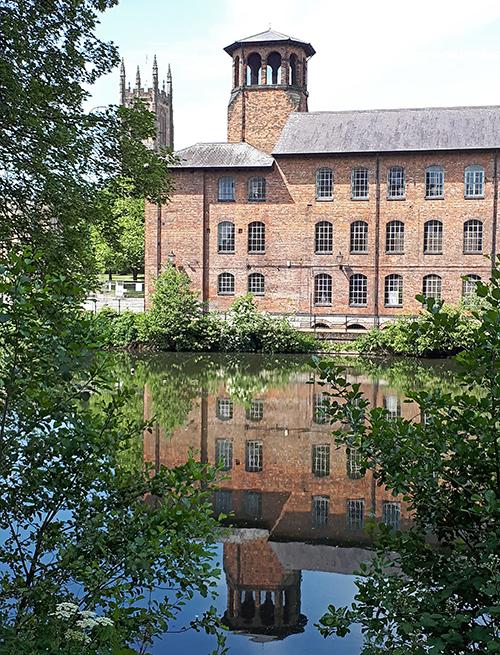 silk mill Derby
