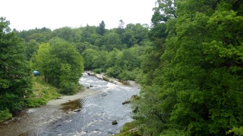 view from hollows bridge
