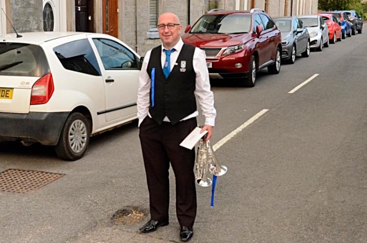 Calvert, town band
