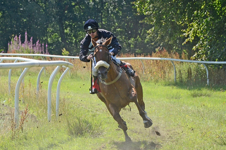 Common Riding 2018 racing 1