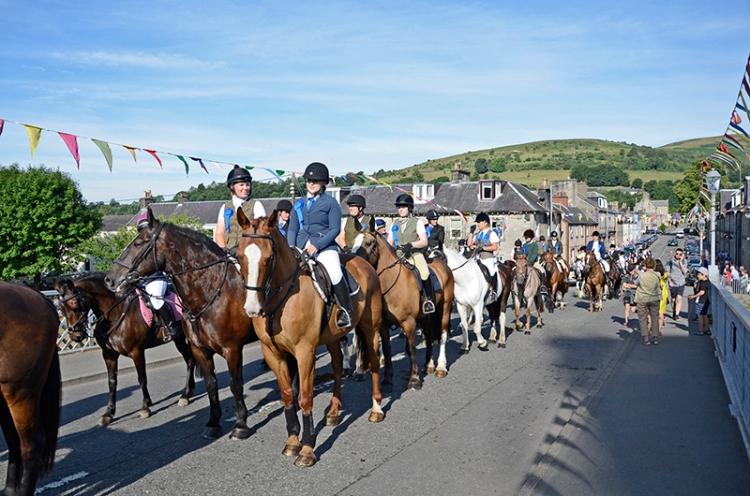 Common Riding 2018 TT Road 5