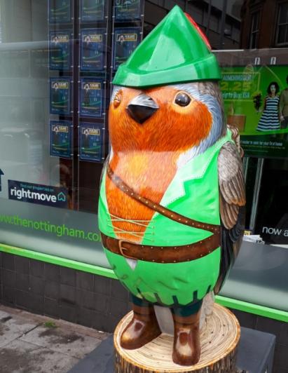 robin from nottingham