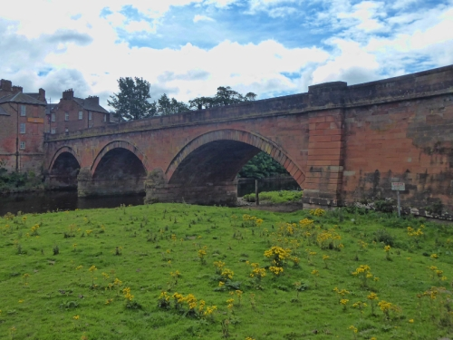 Annan bridge