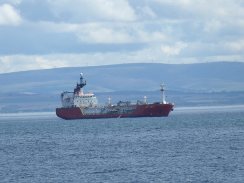 boat in forth