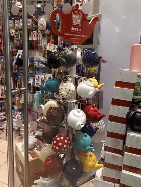 derby teapots