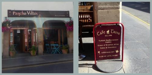 high street cafes