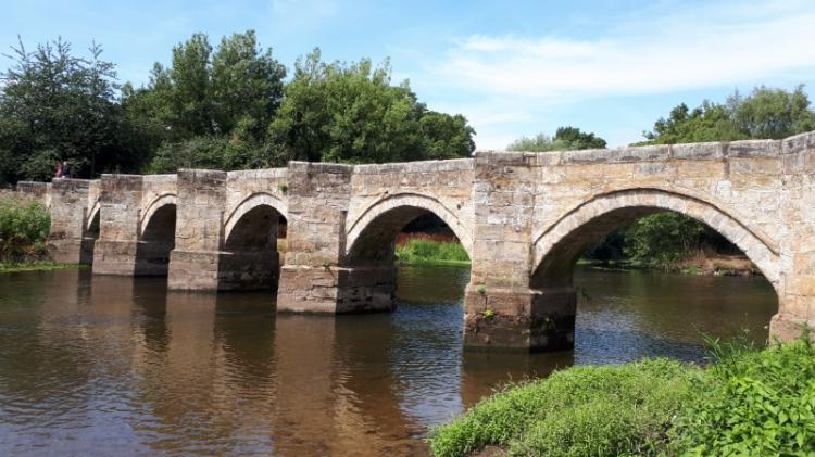 shugborough bridge