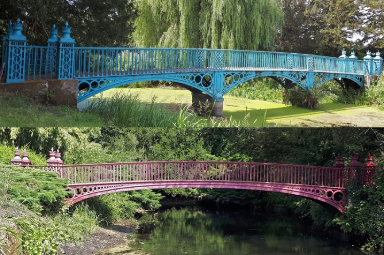 shugborough bridges