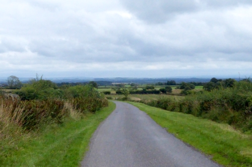 View from Chapelknowe road