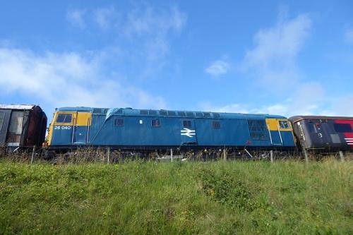 Whitrope railway