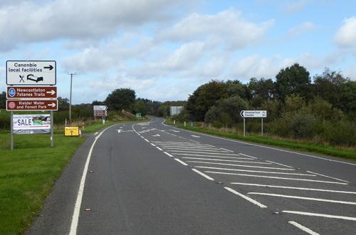 A7 at border