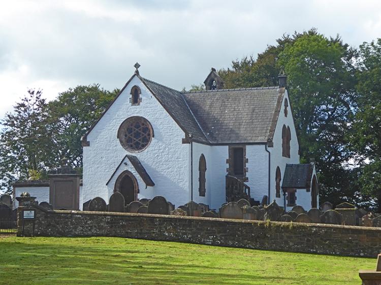 Applegarth Church