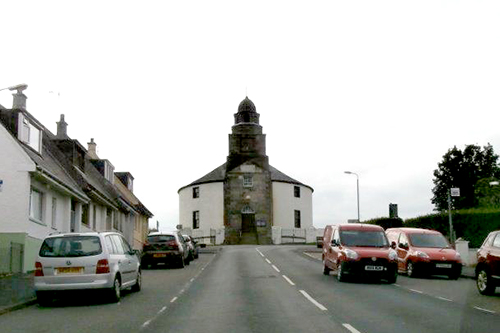 bowmore church