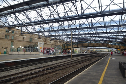 Carlisle station