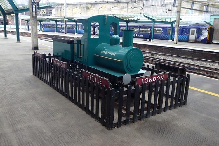 Carlisle train