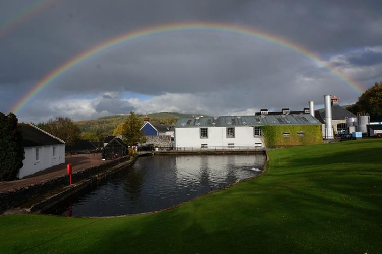 highland rainbow