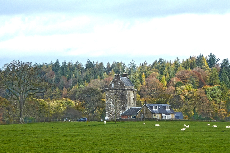 Hollows Tower October