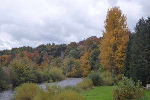 river esk oct 12