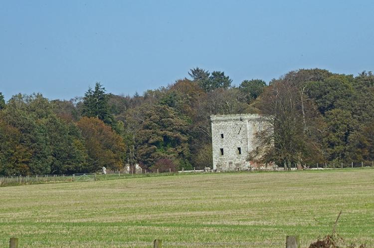 tower near Creca