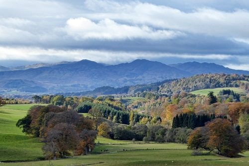 view of perthshire