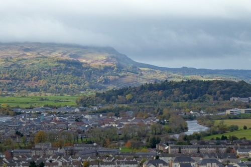 View over Stirling