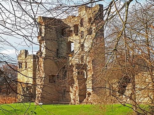 Ashby de la Zouche castle