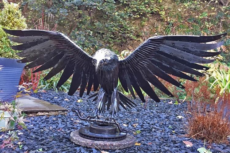 Eagle Jason Heppenstall