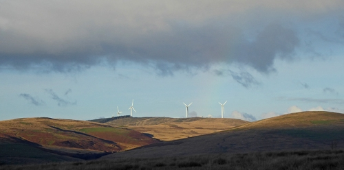 ewe hill windmills