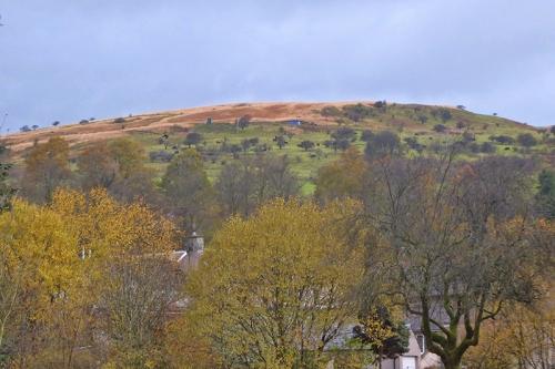 Meikleholm Hill november