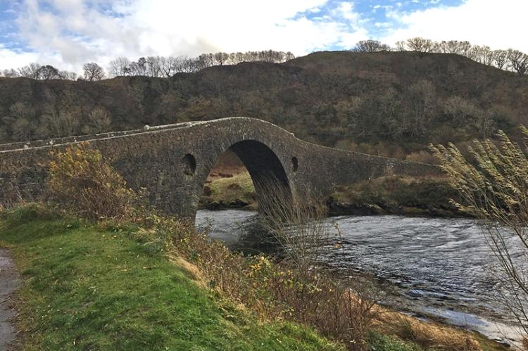 seil bridge