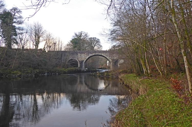 skippers bridge in November