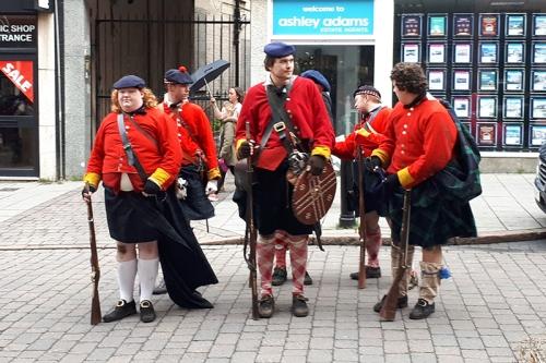 derby militia